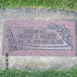 Duane Solomon Walker