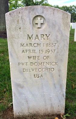 Mary <I>Student</I> Delvecchio