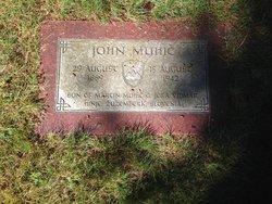 John Muhich