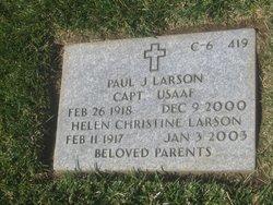 Paul John Larson