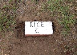 Charley Rice