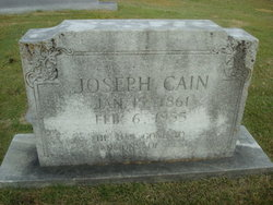 Joseph Cain