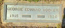 George Edward Hooker