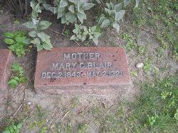 Mary <I>Graham</I> Blair
