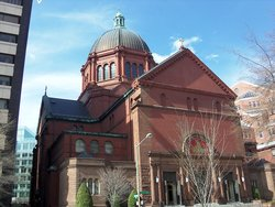 Cathedral of Saint Matthew the Apostle