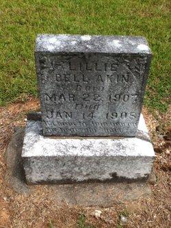 Lillie Belle Akins