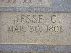 """Jesse G """"Uncle Jesse"""" Newman"""