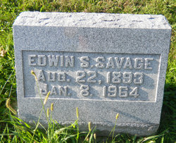 Edwin S Savage, Sr