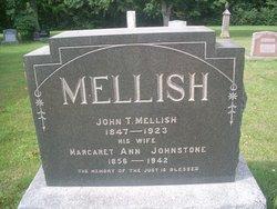 John T Mellish