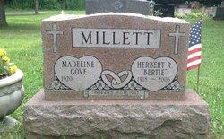 """Herbert R """"Bertie"""" Millett, Jr"""