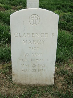 Clarence F Marcy