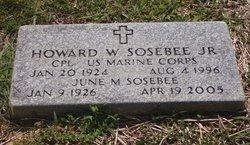 June Marie Sosebee
