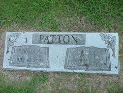 Wanda A <I>Haas</I> Patton