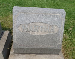 Martha McGregor