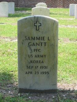 Sammie L Gantt