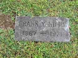 Frank Yandow