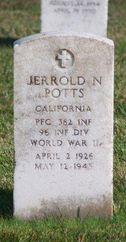 Jerrold N Potts