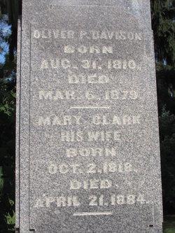 Oliver Perry Davison