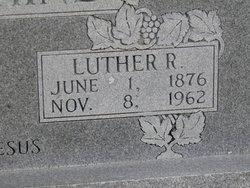 Luther Richmond Auvenshine