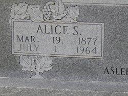 Alice Sidney <I>Vaughan</I> Auvenshine