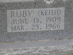 Ima Ruby <I>Keith</I> Auvenshine