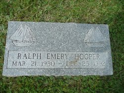 Ralph Emery Hooper