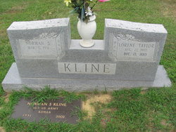 """Norman Smith """"Mousey"""" Kline Jr."""