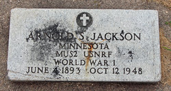 Arnold Sigurd Jackson