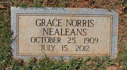 Grace Lyman <I>Norris</I> Nealeans