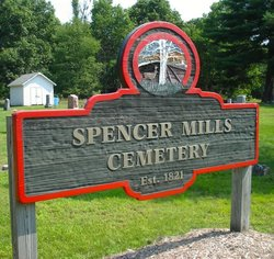Spencer Mills Cemetery