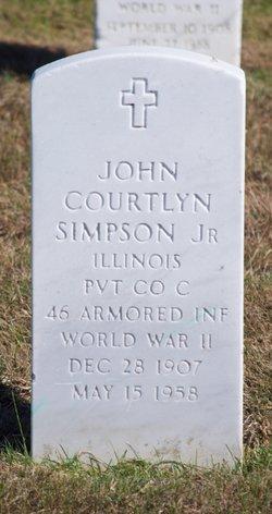 John Courtlyn Simpson, Jr