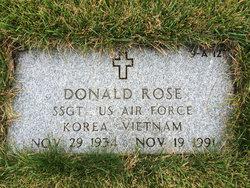 Donald Rose
