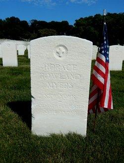Horace Rowland Myers