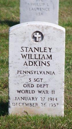 Stanley William Adkins