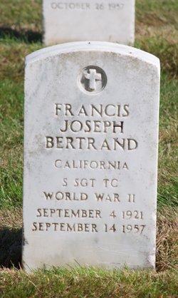 Francis Joseph Bertrand