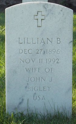 Lillian B Bigley