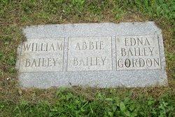 Edna <I>Gordon</I> Bailey