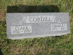 Clara Irene <I>Johnson</I> Cordill