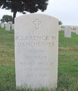 Clarence Herbert Dahlheimer