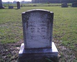 Garie S. <I>Grainger</I> Goodyear