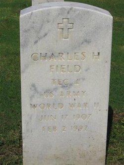 Charles H Field