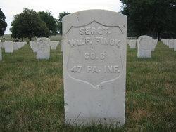 Sgt William Franklin Finck