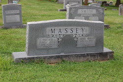 Carrie Ester <I>Massey</I> Morgan