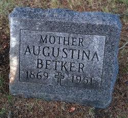 Augustina <I>Kubowska</I> Betker