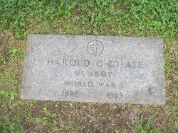 Harold Clifford Chase