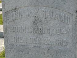 John A. Kirkland
