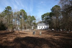 Faulk Methodist Church Cemetery