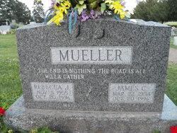 Rebecca J. <I>Young</I> Mueller