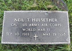 Neil T Hulsether