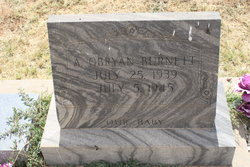 Alfred O'Bryan Burnett